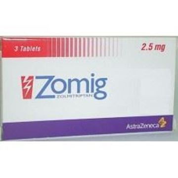 Picture of Zomig 2.5 mg