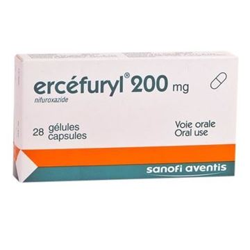 Picture of Ercefuryl Capsules