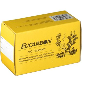 Picture of Eucarbon Tablets