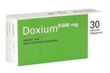 Picture of Doxium Capsules 500mg
