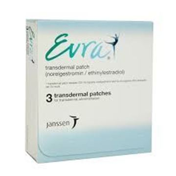 Picture of Evra Transdermal Patch