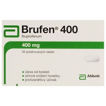 Picture of Brufen 400mg