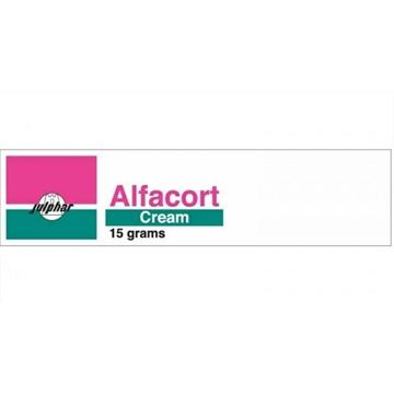 Picture of Alfacort Cream 1%