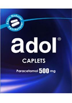 Picture of Adol 48 caplets