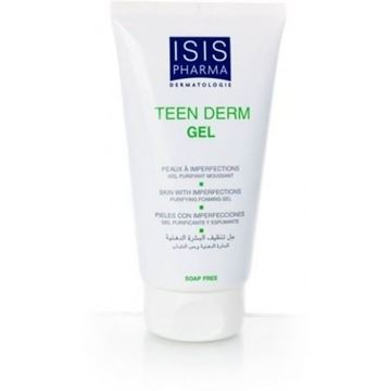 Picture of ISIS Teen Derm Foaming Gel