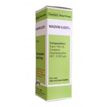 Picture of Nasivin baby nasal drops