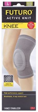 Picture of Futuro Active Knit knee stabilizer  L