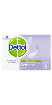 Picture of Dettol Soap Sensitive