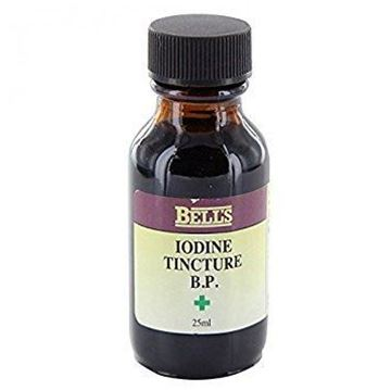 Picture of Bell's Iodine Tincture BP