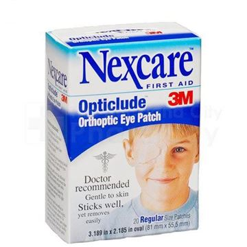 Picture of Nexcare Opticlude Regular