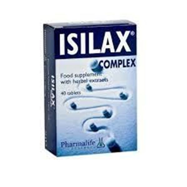 Picture of Isilax Complex Tablets (Herbal)