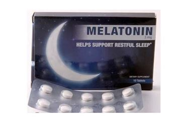 Picture of Melatonin 3mg