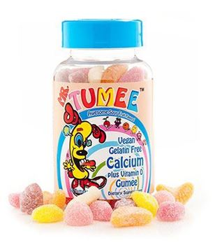 Picture of Mr.Tumee Calcium with Vitamin D Sour Fruit Flavors