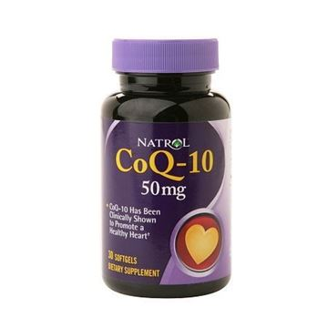 Picture of Natrol CoQ-10 (50 mg)