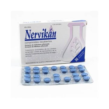 Picture of Nervikan 500 mg