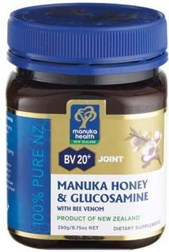 Picture of Manuka Joint honey + glucosamine