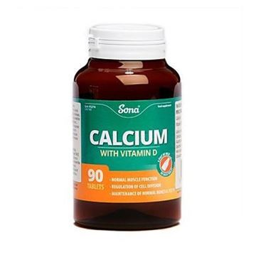 Picture of Sona Calcium With Vitamin D