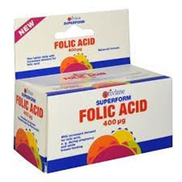 Picture of Activeline Superform Folic Acid