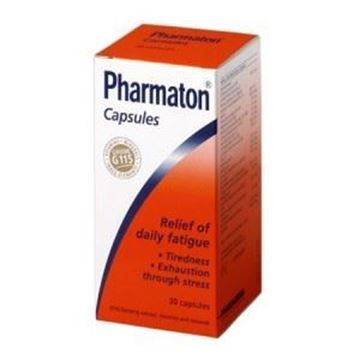 Picture of Geriatric Pharmaton 30 Capsules