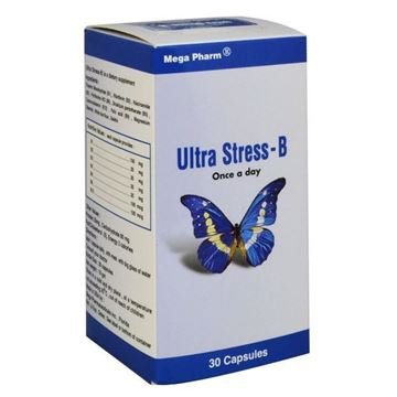 Picture of MegaPharm Ultra Stress-B