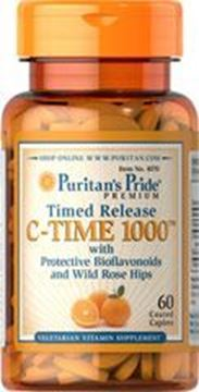 Picture of Puritan's Pride C-Time 1000