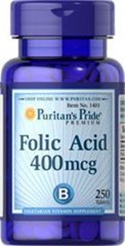 Picture of Puritan's Pride Folic Acid