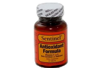 Picture of Sentinel Antioxidant Formula 60Tabs