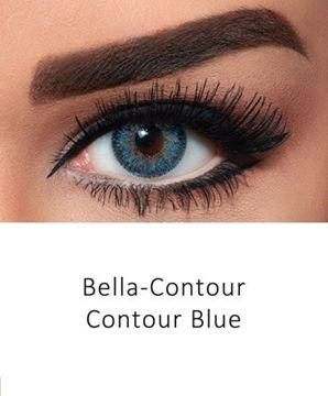 Picture of Bella Lenses Contour Blue