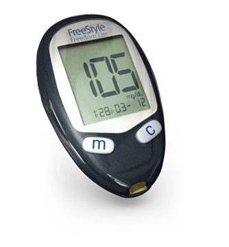 Picture of Freestyle Blood Sugar Monitor