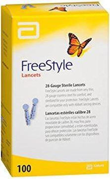 Picture of FreeStyle Lancets