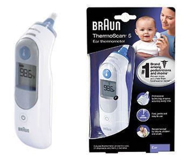 Picture of Braun Thermoscan Ear 5