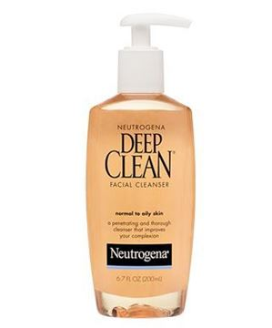 Picture of Neutrogena Deep Clean