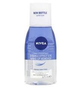 Picture of Nivea Double Effect Eye Make-Up Remover