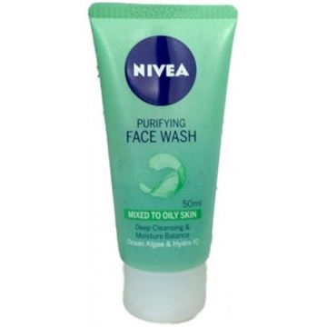 Picture of Nivea Purifing Wash Oily Skin 150ml