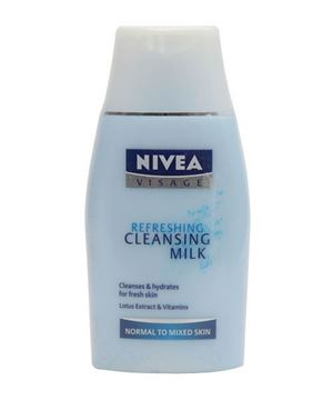 Picture of Nivea Visage Refreshing Cleansing Milk