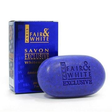 Picture of Fair & White Savon exclusive whitenizer exfoliating