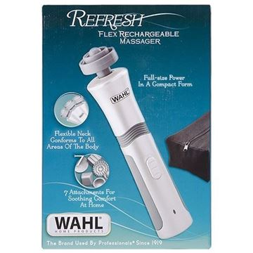 Picture of Wahl refresh flex rechargeable massager