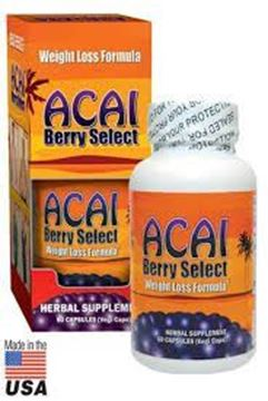 Picture of ACAI Berry Select