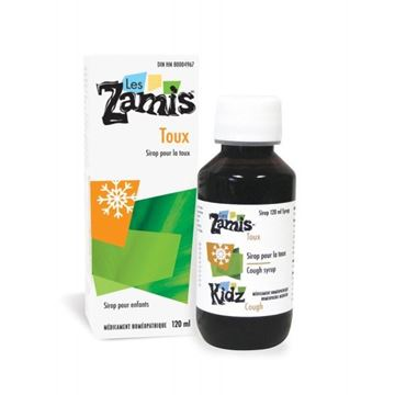 Picture of Kidz Cough Syrup 120ML