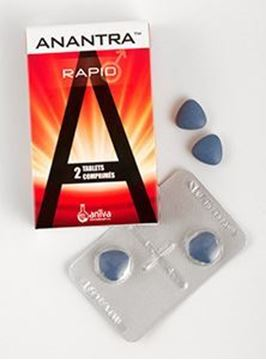 Picture of Anantra Rapid Tablets
