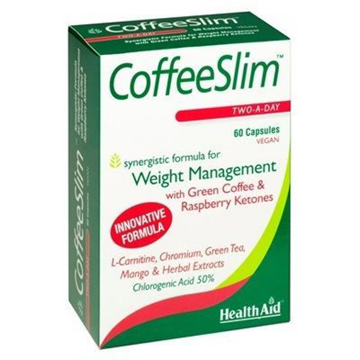 Picture of Health aid CoffeeSlim 60 Capsules
