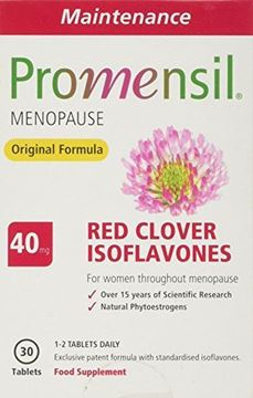 Picture of Promensil Menopause Maintenance 30 Tablets