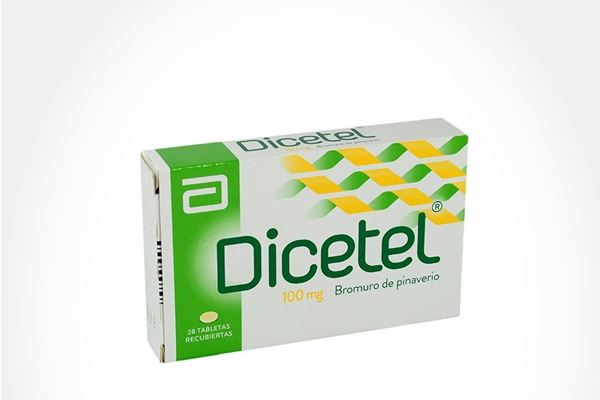 Picture of Dicetel 100mg tablets
