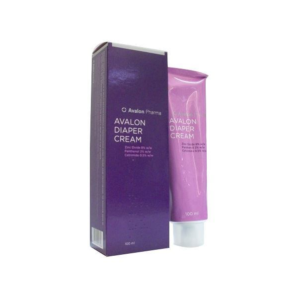 Picture of Avalon Diaper Rash Cream 100ml