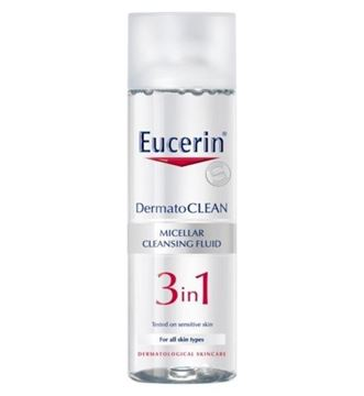 Picture of Eucerin DermatoCLEAN Cleansing Fluid