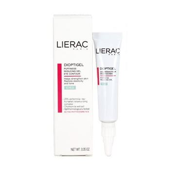 Picture of Lierac Dioptigel Anti-puffiness Gel