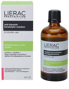 Picture of Lierac Antiblemish Keratolytic Solution