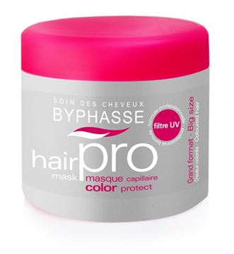 Picture of Byphasse Hair Pro Hair Mask Color Protect 500ml