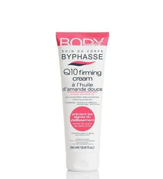 Picture of Byphasse Body Slim Q10 Firming Cream Sweet Almond Oil 250ml