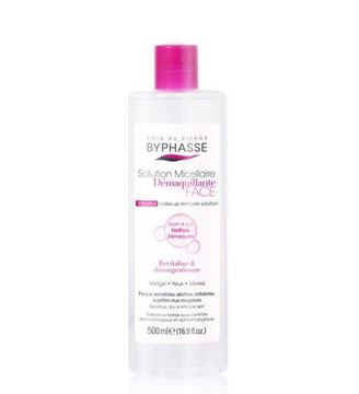 Picture of Byphasse Micellar Make-up Remover Solution 500ml